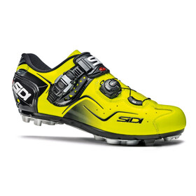 Sidi Cape Shoes Men Yellow Fluo